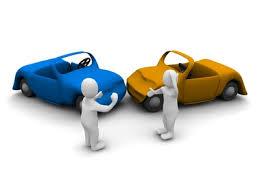 交通事故追突